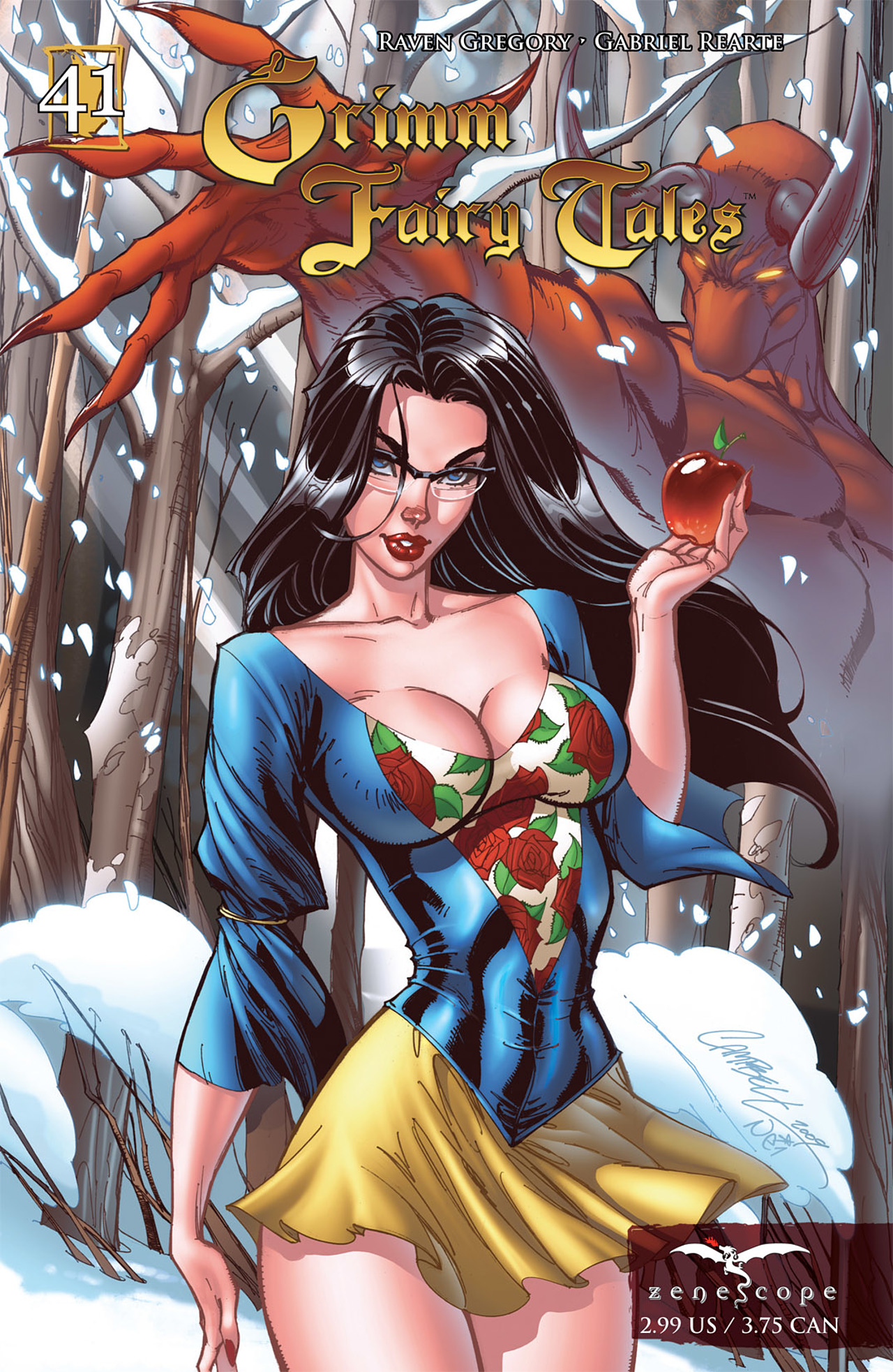 Grimm Fairy Tales (2005) Issue #41 #44 - English 1