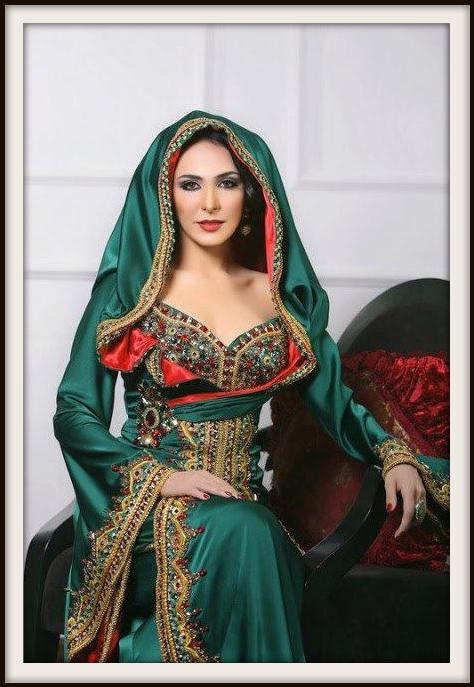 Caftan de luxe - Caftan marocain 2013 - 2014
