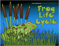 http://www.teacherspayteachers.com/Product/Frog-Life-Cycle-Pack-Including-Observation-Journal-Labeling-Pages-and-More-680132