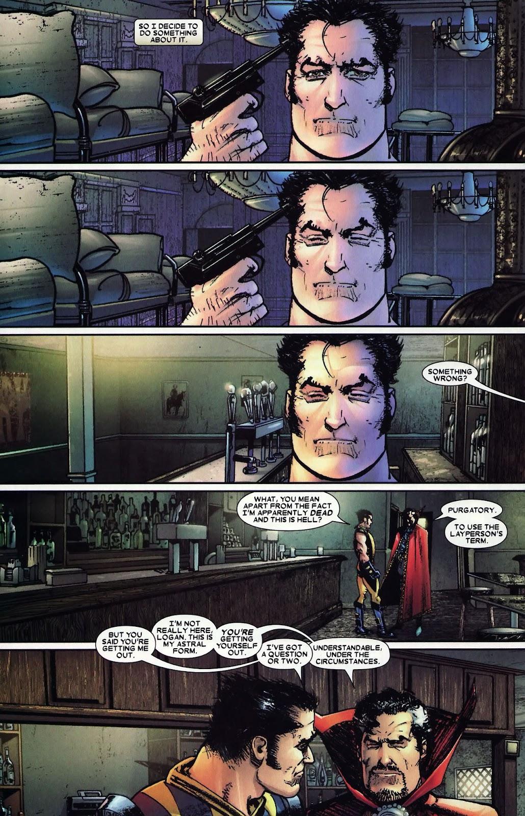 Read online Wolverine (2003) comic -  Issue #59 - 7