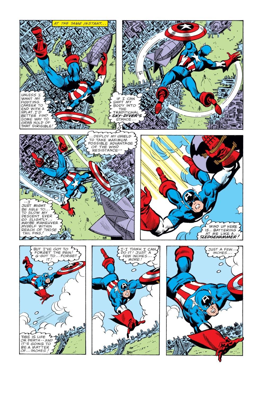 Captain America (1968) Issue #236 #151 - English 4