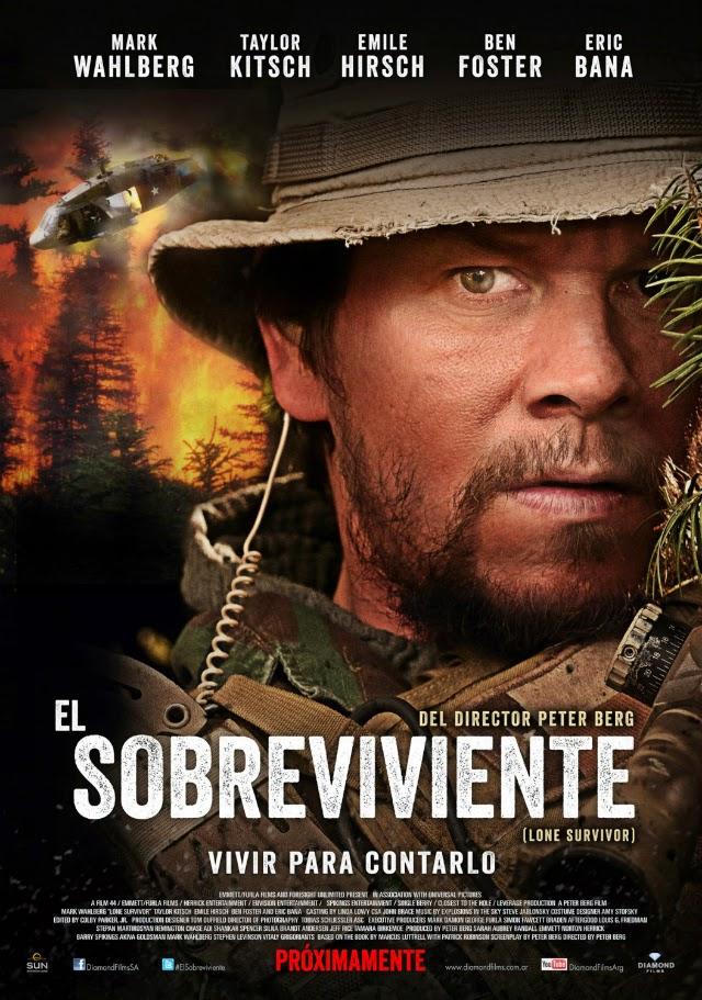 La película Lone Survivor ( El único superviviente )