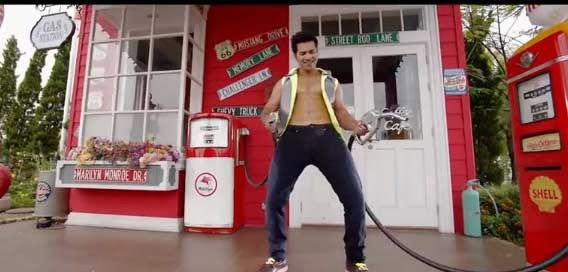 Main Tera Hero Trailer - Varun Dhawan