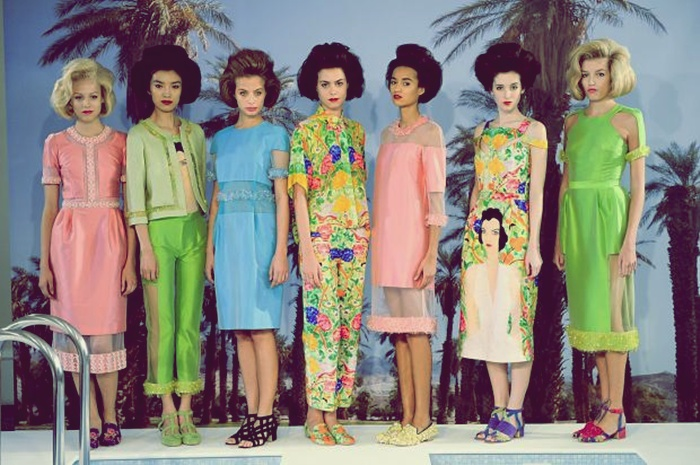 1960s Cool Clothes  Fifities Web