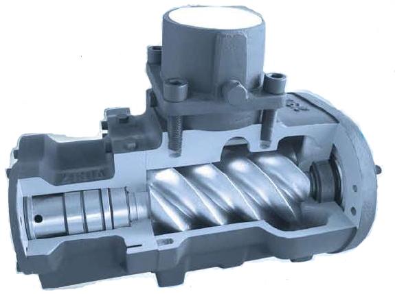 compresor refrigeracion. control de compresores tornillo en refrigeración (1ª parte) compresor refrigeracion h