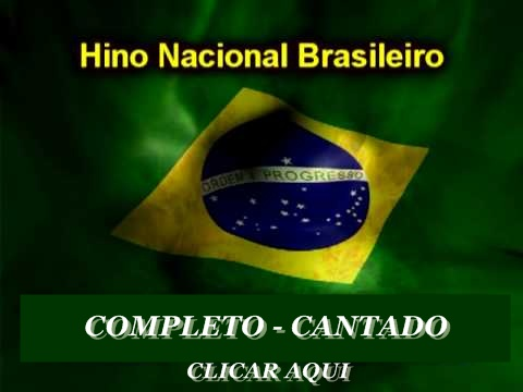 HINO COMPLETO - CANTADO