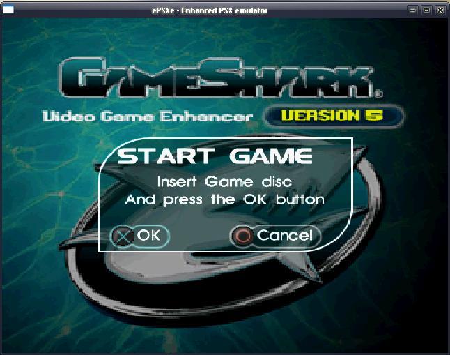 Windows How to put GameShark codes on ePSXe