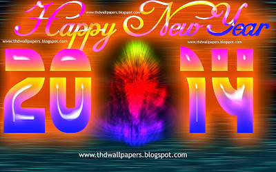Happy New Year 2014 HD Wallpapers - Free Wallpapers Images
