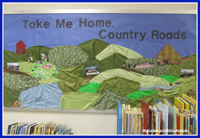 photo of: Bulletin Board: Take Me Home Country Roads (Bulletin Board RoundUP from RainbowWithinReach) 