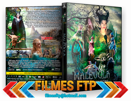 Malévola DVD-R 2014