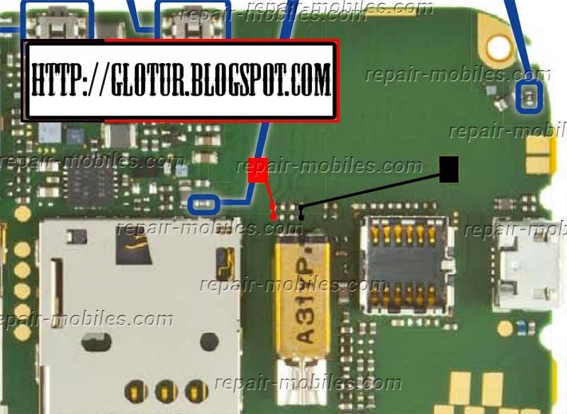 Nokia Asha 203, Asha 202 Ringer Repair Solution