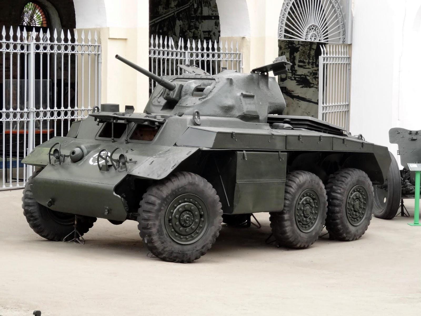 6x6 armored car concept - photo #21