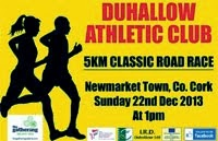 Newmarket 5k in NW Cork
