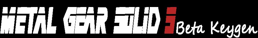 Metal Gear Solid 5 Beta Key Generator ~ Free Download [Full Game]