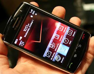 Blackberry Storm 9500 GSM