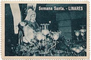 Linares - Semana Santa - Santísima Virgen de las Angustias