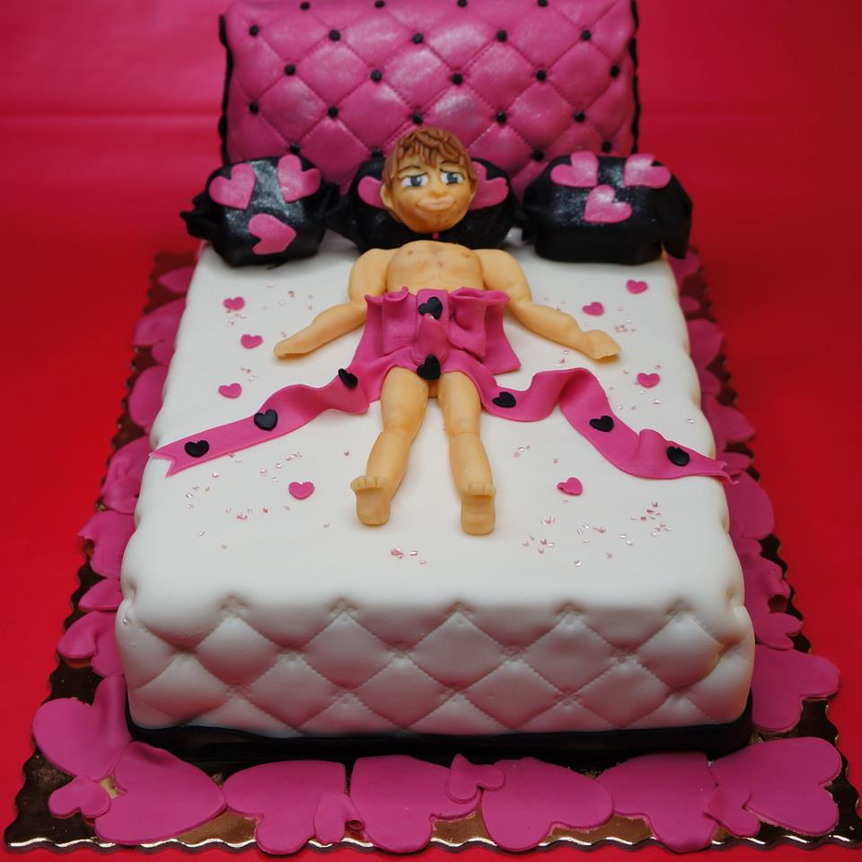 Naughty Birthday Cake Ideas