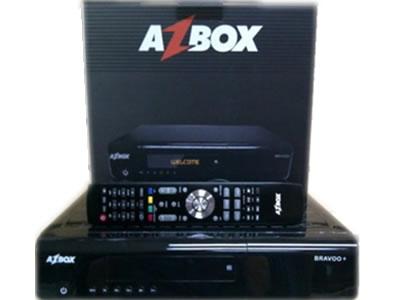 AZBOX BRAVO HD + - ATUALIZAÇÃO 21/10/2013