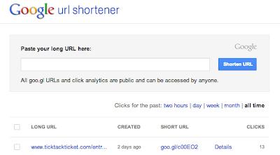 herramienta de google para acortar enlaces