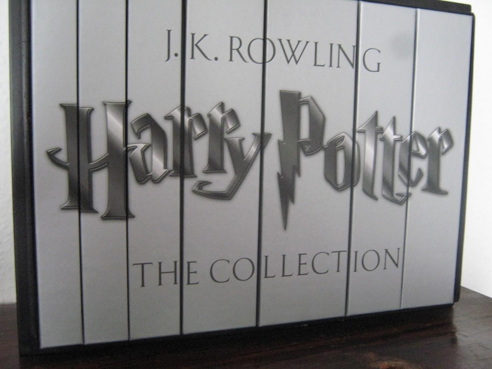 harry potter boks bøger