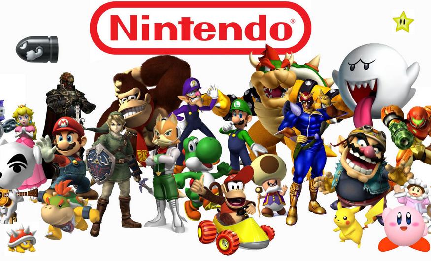 Nintendo games mobile