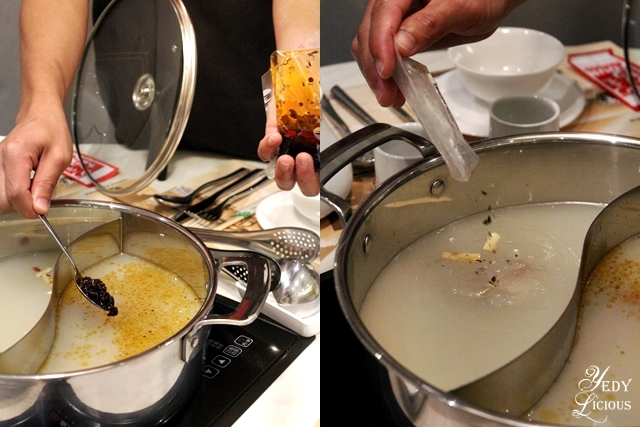 Chinese and Mala Soup / Four Seasons Cubao