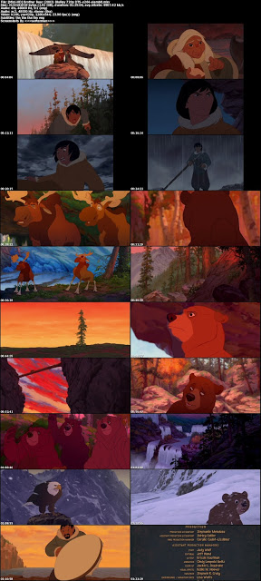 [One2up] Brother Bear (2003-2006) มหัศจรรย์หมีผู้ยิ่งใหญ่ 1-2 [Mini-HD 720p]