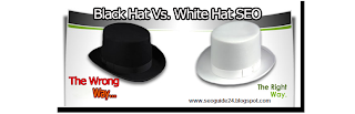 decease about white hat and black hat seo