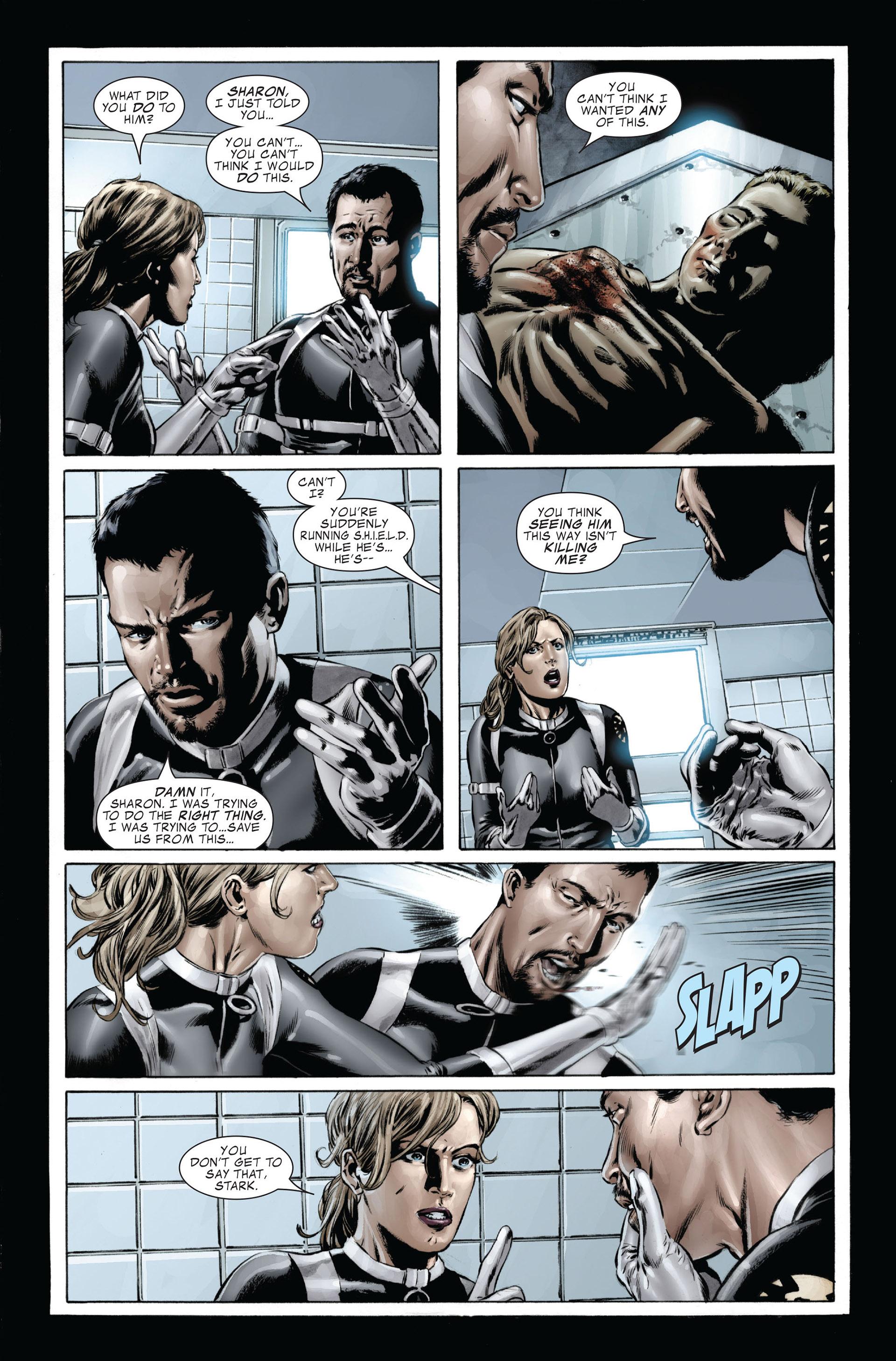 Captain America (2005) Issue #26 #26 - English 6