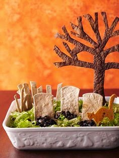 fun and easy halloween party food ideas