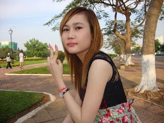 Sok Sereyrath facebook girl beauty skin Khmer girl 6