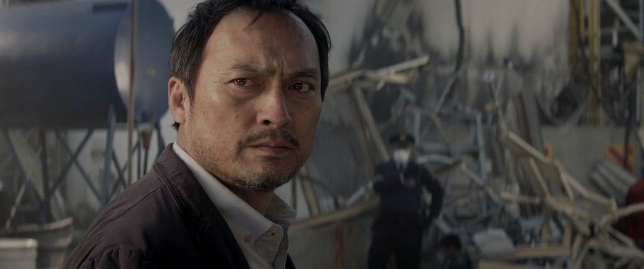 Godzilla (2014) S4 s Godzilla (2014)