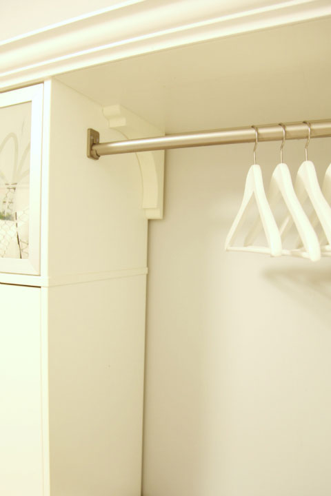 Clothes Drying Closet ~ Iheart organizing laundry room update airing our clean