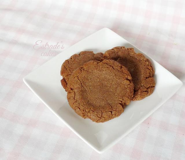 receta de galletas con Nocilla - 3