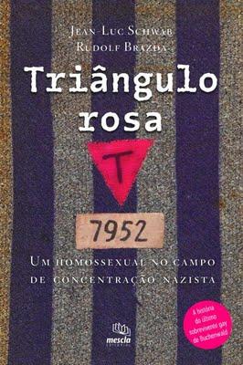 ... pelo ultimo sobrevivente desse holocausto gay no livro triangulo rosa