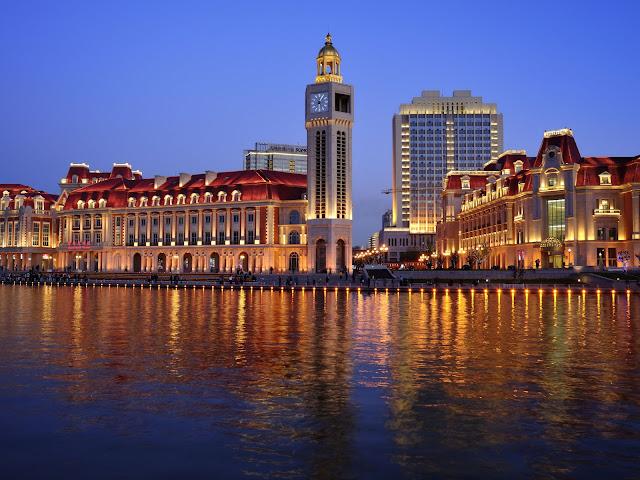 Tianjin, China, wallpapers, desktop