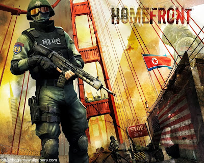 Homefront Game PC Free Download
