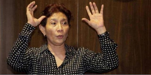 Tingkat Kepuasan Menteri Susi Paling Tinggi
