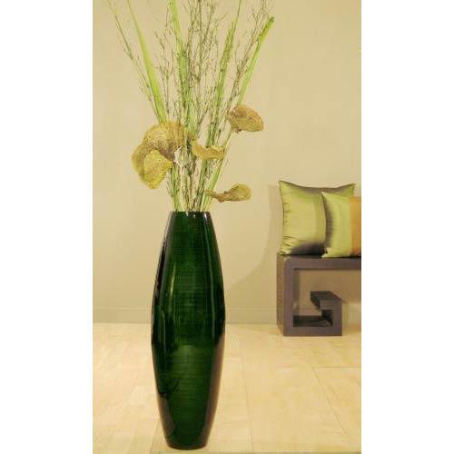 Bamboo worktops photos vase green