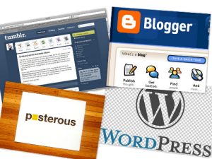 Six Blogging Tools