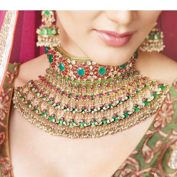 Latest Indian Bridal Jewellery Designs 2018 With Price: Sale News And Shopping Details: Lalitha Jewellery Designs