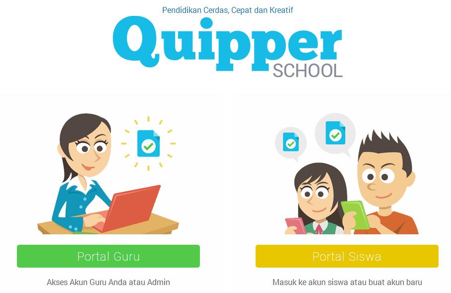 Elearning Dengan Quipper Schools Anugerah Dino