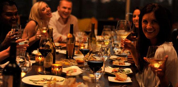 Novias capuleto septiembre 2013 - Cena con amigos en casa ...