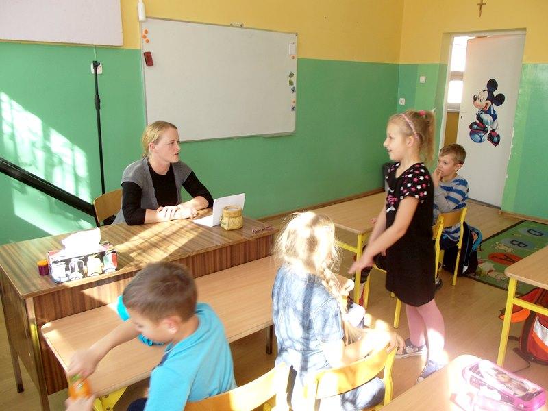 dziecko na warsztat