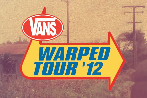 vans warpt tour 2012