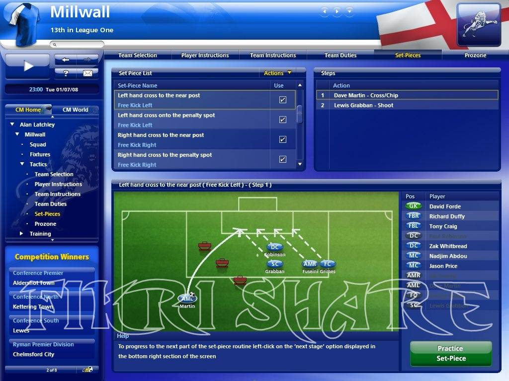 Football Manager   - Free download and software reviews ...