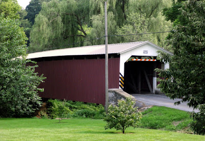 covered bridge in Pennsylvania