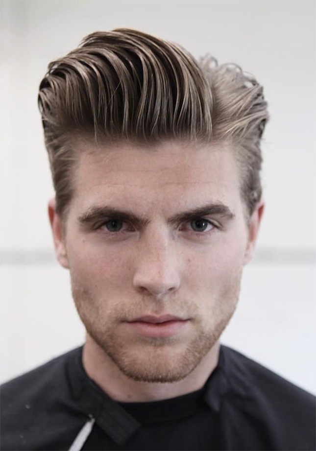 2016 Hairstyle Inspirations For Men with Short and Medium