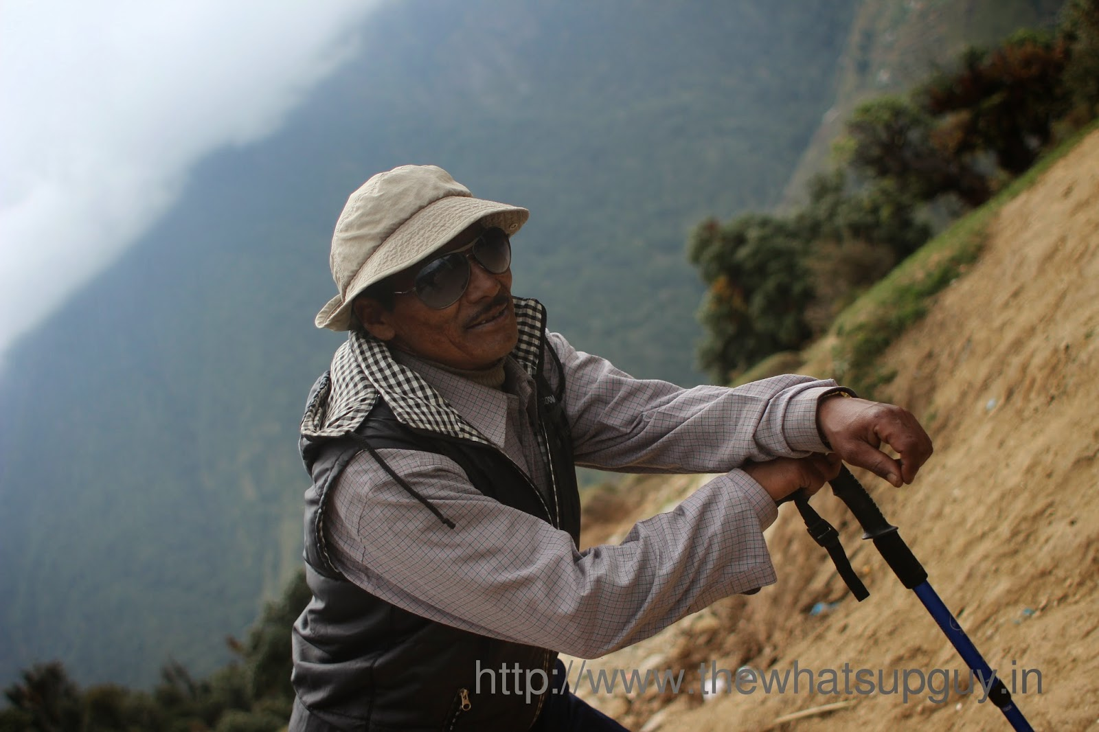 Chacha Roopkund Trek With India Hikes Day 6
