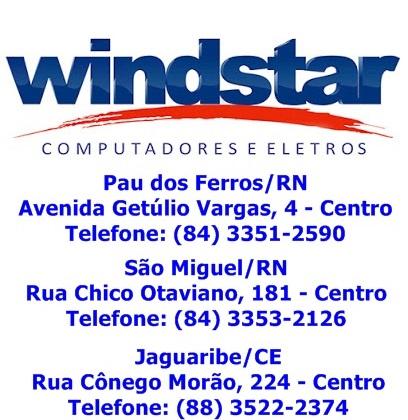 WINDSTAR COMPUTADORES E ELETROS